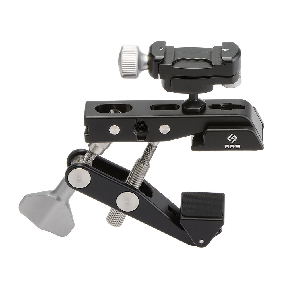 Travel Clamp Kit with BC-18 & Flat Surface Adapters