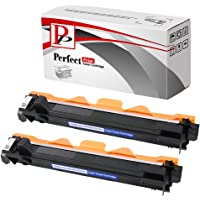 PerfectPrint - 2 Cartucho de toner compatible TN1050 Laser para Brother DCP-1510 DCP-1512 HL-1110 HL-1112 MFC-1810