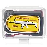 HERCHR Joystick, L1R1 Hot Shooter M24 Phone Gamepad Trigger Fire Button Aiming Joystick Key