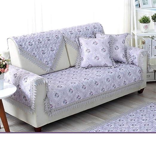 ACZZ Cojines de sofá simples modernos antideslizantes ...