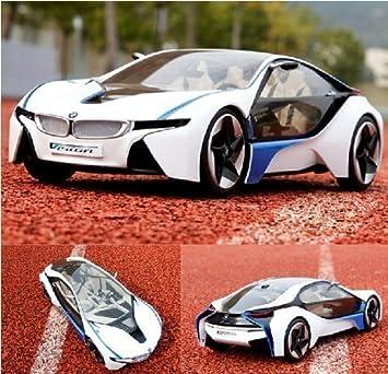 ORIGINAL RC BMW I8 VISION CONCEPT CAR - 1:14 - FERNGESTEUERTES ...