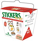 Paper House STTG-0012 Stickers to Go 4ft Roll-Lucky