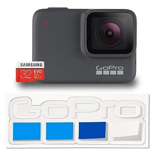 GoPro HERO7 Silver + 認定SDカード + 非売品ステッカー セット
