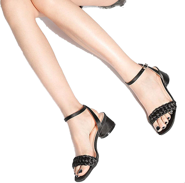 world-palm shoes-sandals Wedding Designer Women Shoes Ankle Strap 2018 Low Heel Thick Sandals Open Toe Heels Satin Slingback Black Summer Purple