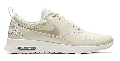 premium selection 62e95 70019 Nike Womens Air Max Thea Trainers Beige (Pale IvorySail-Aluminum 112)
