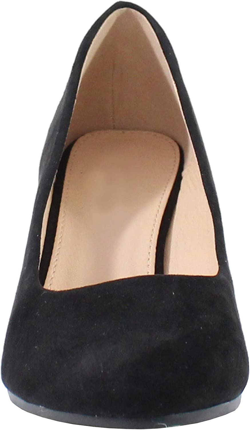 By Shoes Femme Ballerine Compens/ée Style Daim