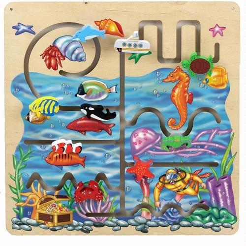 Anatex Sea Life Pathfinder Wall Panel (Anatex Kitchen)