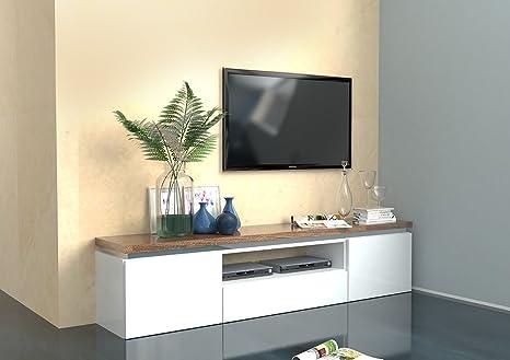 Credenza Con Tv : Porta tv messico semplice design essenziale made in italy peso