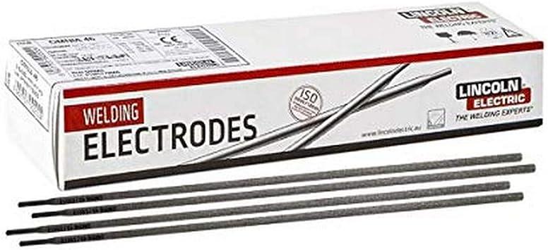 Lincoln-Kd 609059 - Electrodo Rutilo Omnia 46 20X300: Amazon.es: Bricolaje y herramientas