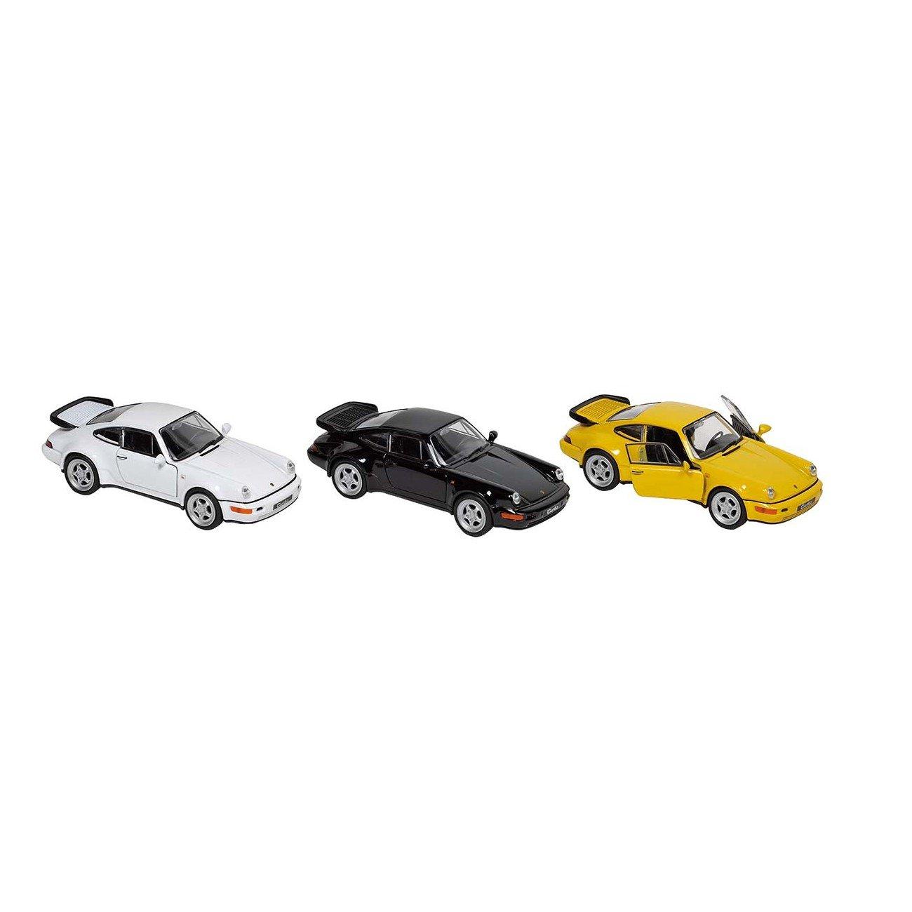 Goki Porsche 964 964 964 Turbo, Spritzguß, 1:37 8c05ba