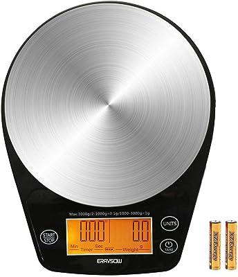 ERAVSOW Digital Hand Drip Coffee Scale