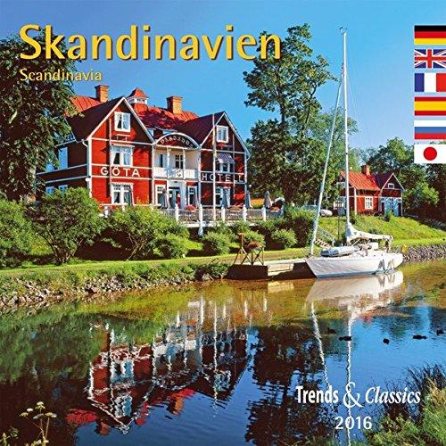 Skandinavien 2016