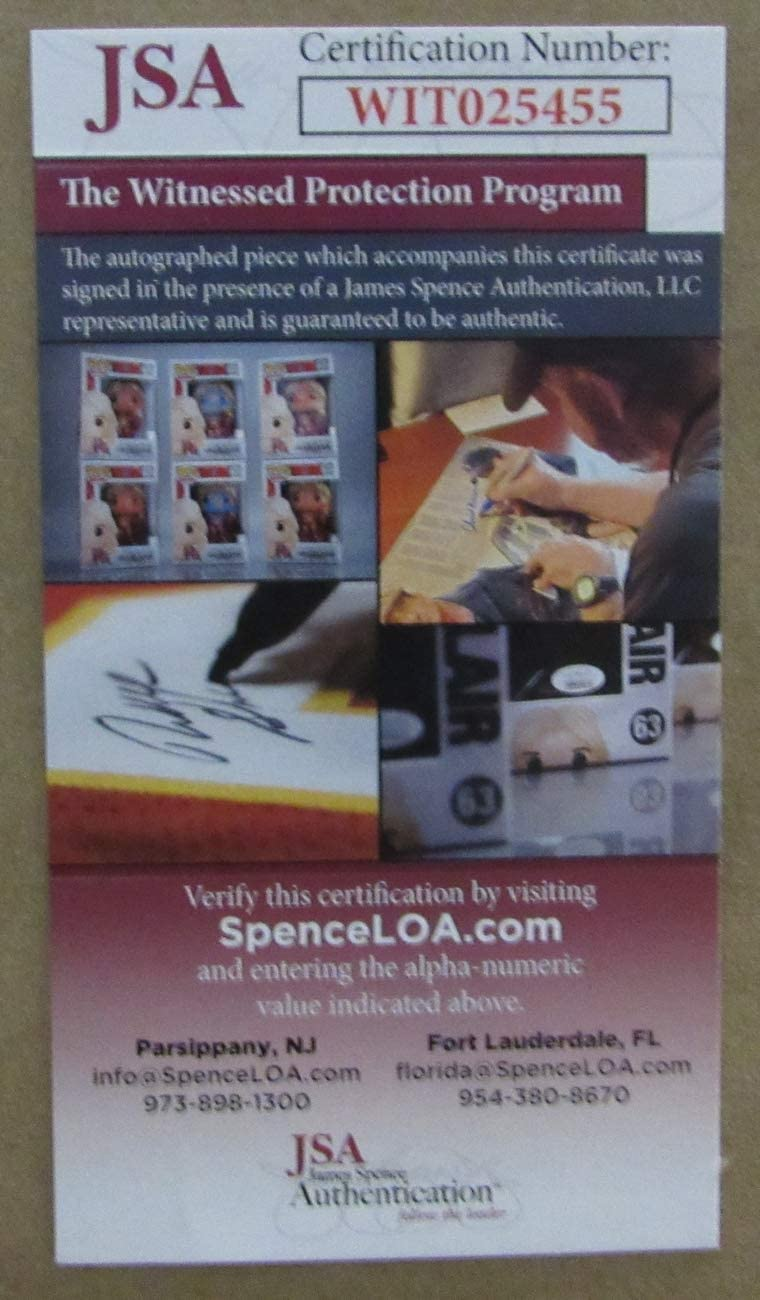 Ron Hextall Signed//Autographed Philadelphia Flyers Jersey Framed JSA 155597