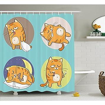 H S Cat Lover Dekor Sammlung Cute Cartoon Cat In Verschiedenen