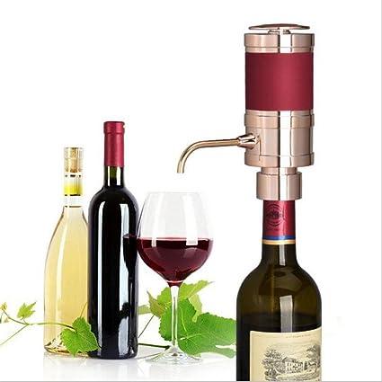 Yooap Dispensador del aerador del vino, vino blanco y rojo rápido automático de la botella