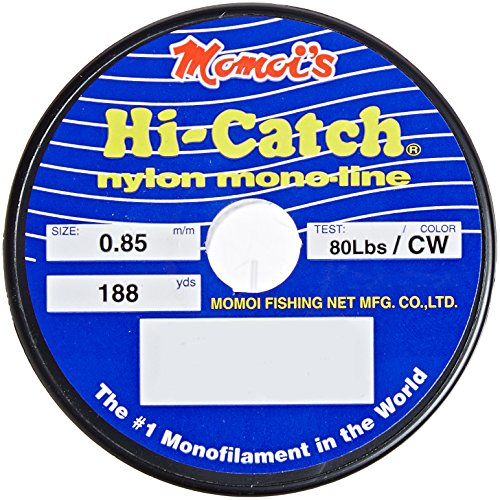 Momoi Hi-Catch Monofilament Line