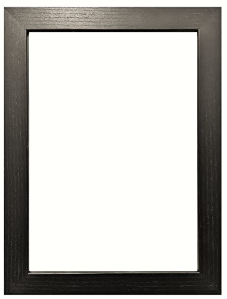 40x30CM FRAME BLACK READY MADE SOLID WOODEN EFFECT PICTURE POSTER ...