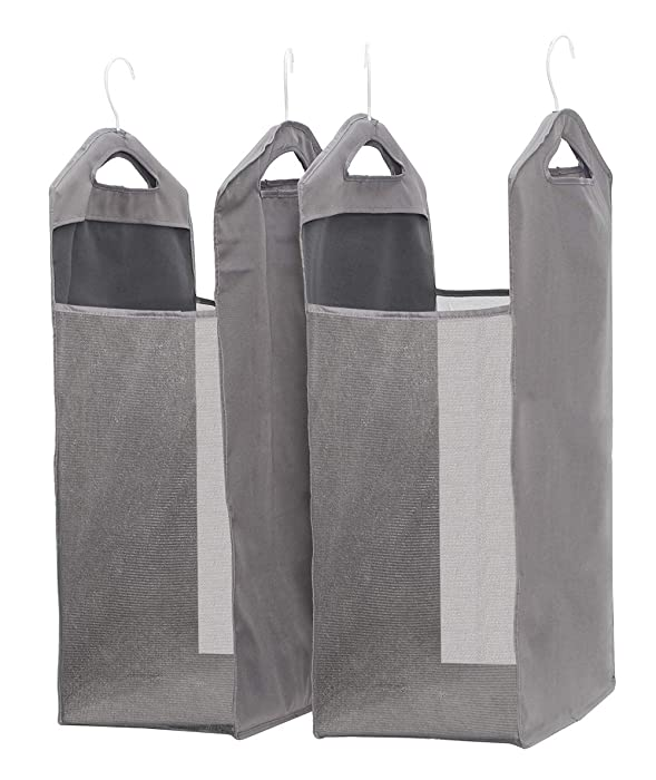 Top 9 Hanging Laundry Bag Organizer For Closet