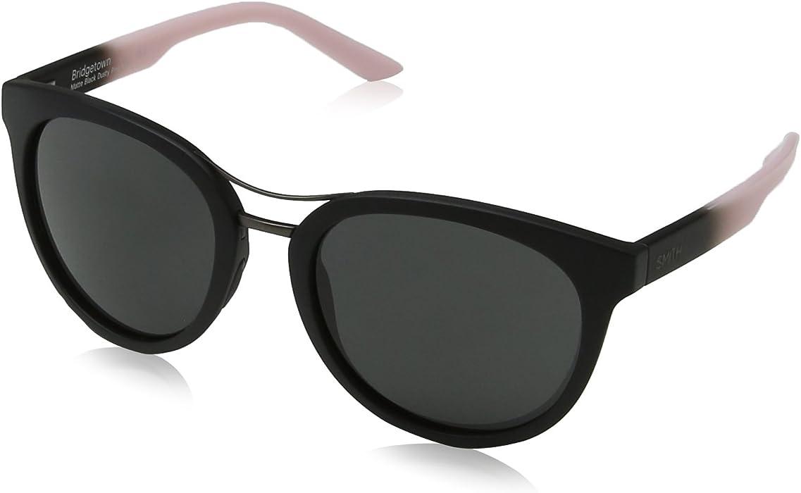 Smith Bridgetown IR N6T 54, Gafas de sol para Mujer, Negro ...
