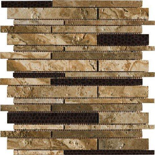 Marazzi Archaeology Strip Mosaic, Crystal River