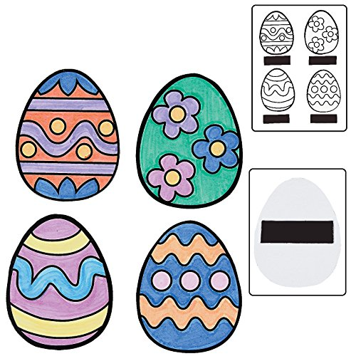 own easter egg magnets