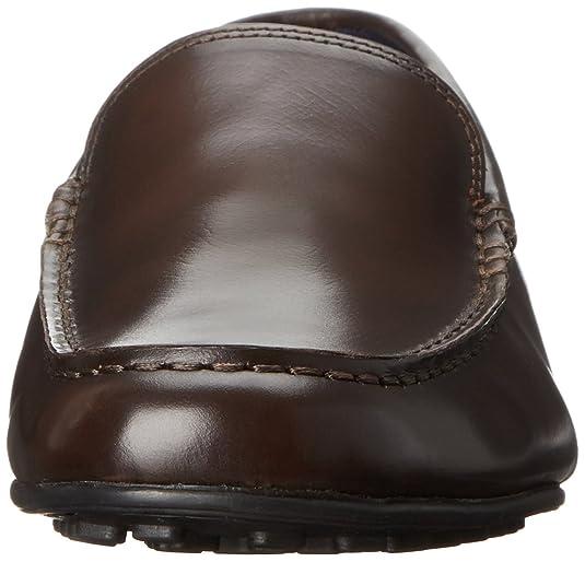Lacoste - Mocasines de Piel para Hombre Marrón marrón Oscuro: Amazon.es: Zapatos y complementos