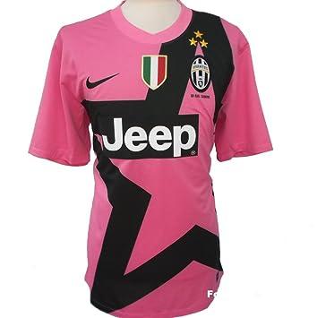 Nike – Fútbol de Manga Corta Camiseta del Juventus Réplica, hombre, 419994, gym