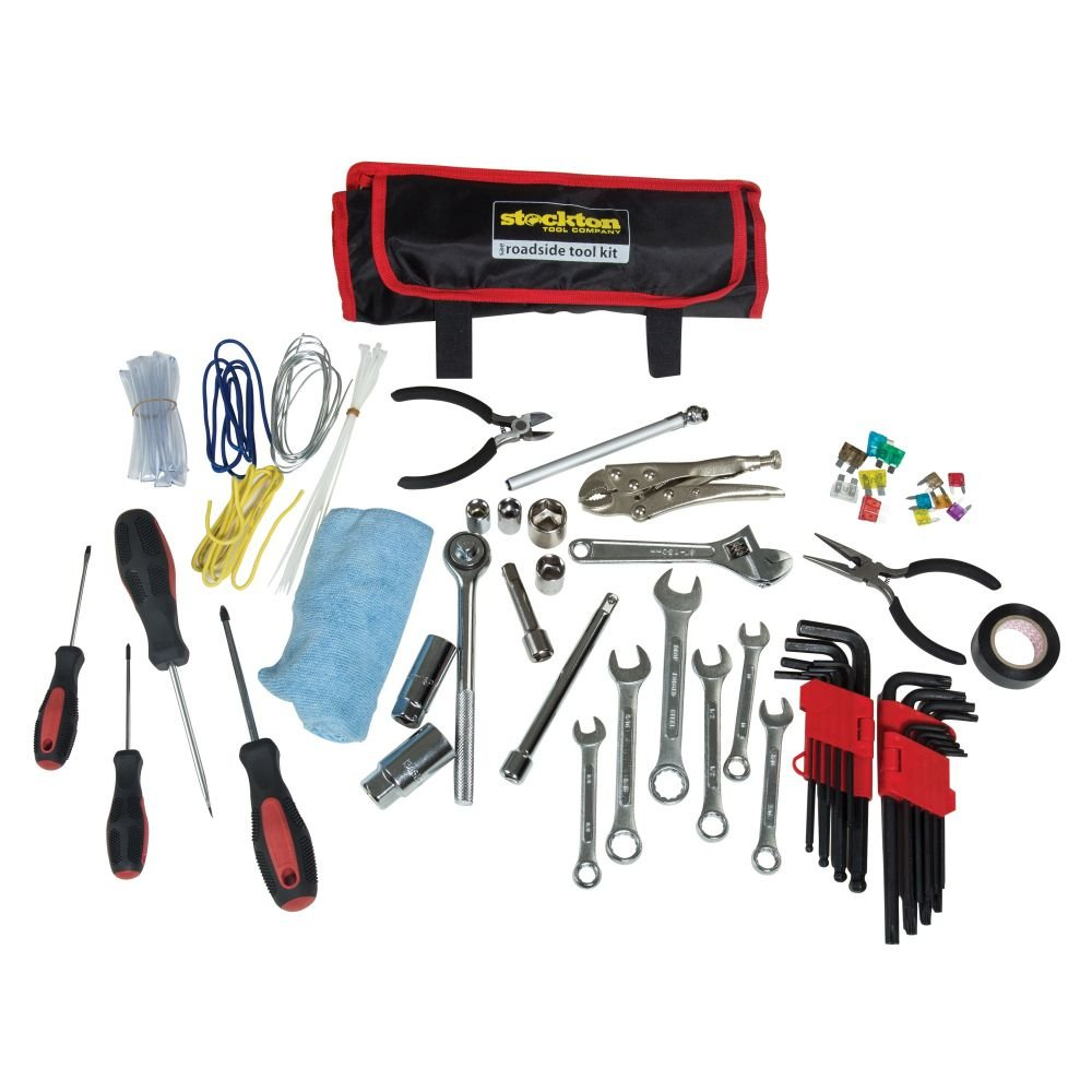 STOCKTON TOOL COMPANY Roadside Tool Kit - Metric by Stockton Tools (Image #1)