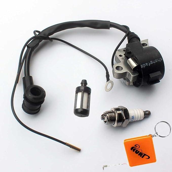 TOP NEU Walbro Reparatursatz Vergaser Membran Dichtung STIHL MS 380 MS 381 038