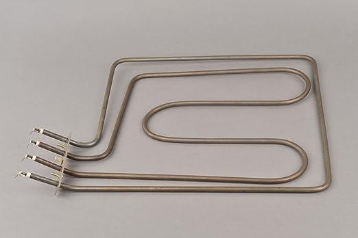 Resistencia Grill para Horno Dual 2000W + 900W Superior: Amazon.es ...
