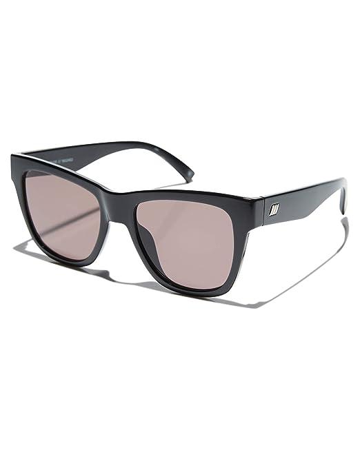 Le Specs Mujeres gafas de sol Escapade Negro única Talla ...