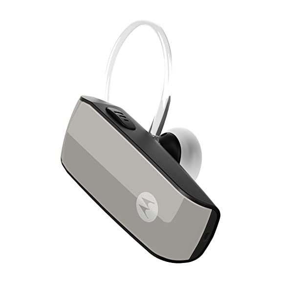 Motorola HK250 Universal Bluetooth Headset - Retail Packaging - Black - фото 11