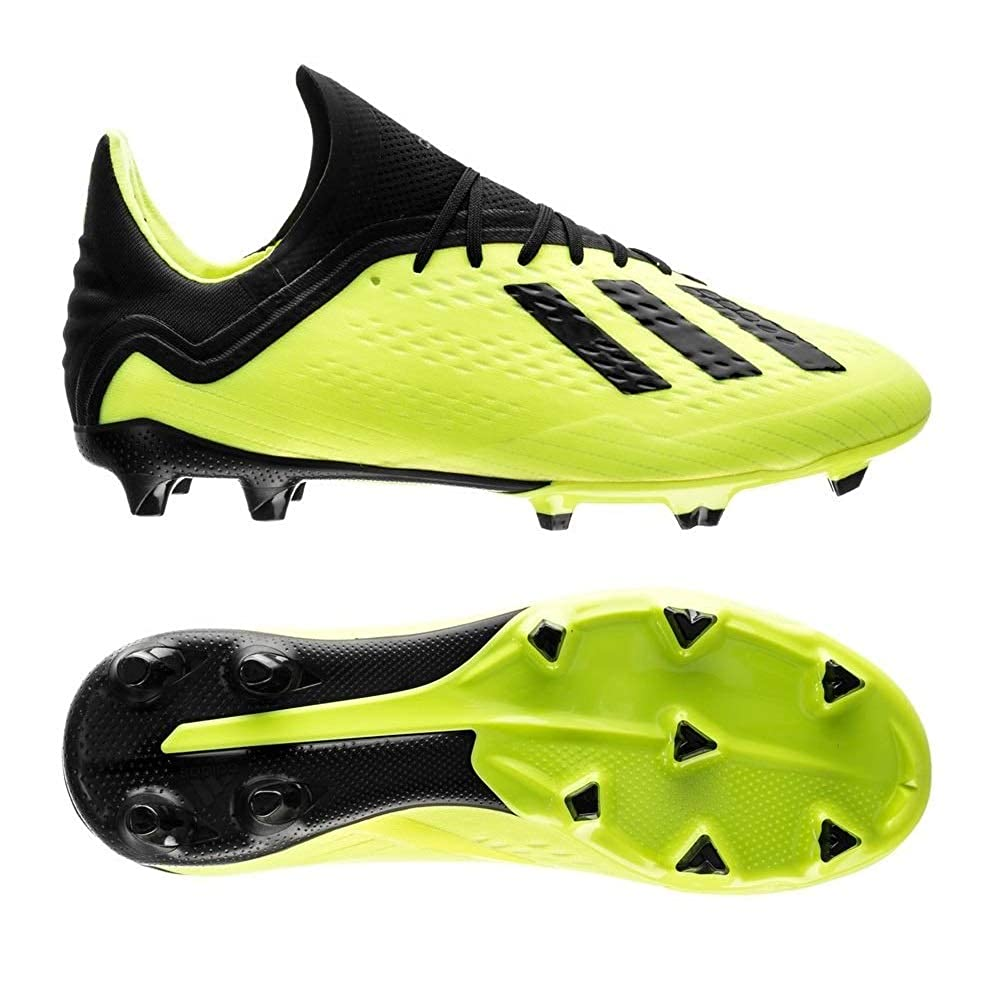 adidas Kid's X 18.1 FG Soccer Cleat DB2429