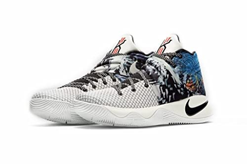 sports shoes 575b7 9b293 Nike Kyrie 2 (GS) Hi Top Basketball Trainers 826673 Sneakers ...
