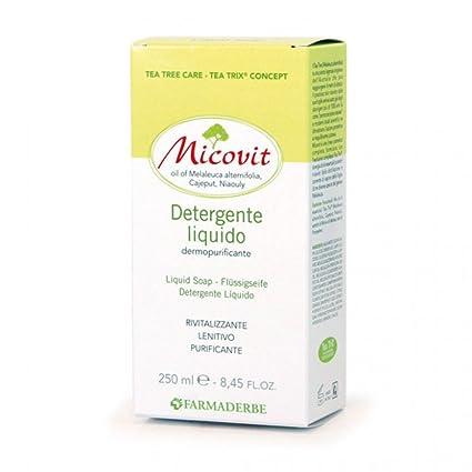 MICOVIT DETERGENTE LIQUIDO 250