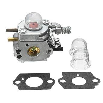 Carburador para cortador de setos Echo HC1500 HC1600 HC1800 ...