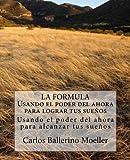img - for LA FORMULA Usando el poder del ahora para lograr tus sue os: Usando el poder del ahora para alcanzar tus sue os (Spanish Edition) book / textbook / text book