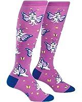 Sock It To Me Women's Knee High Funky Socks Pet Lovers