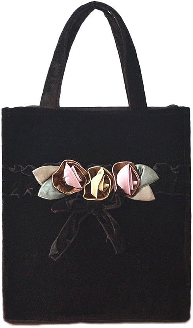 Women's Handbag Flower...