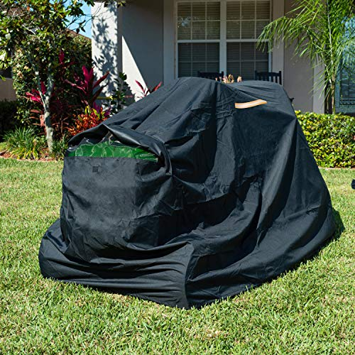 XYZCTEM Riding Lawn Mower Cover,Fits up to 54