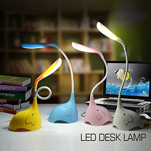 Amazon Com Gyj Mmm Led Children S Table Lamp Usb Rechargeable