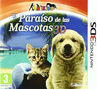 El Paraiso De Las Mascotas: Amazon.es: Videojuegos