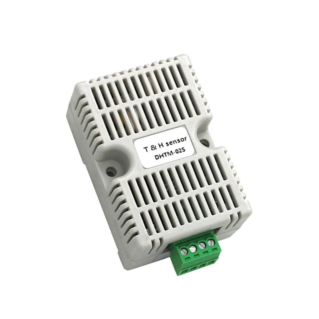 MagiDeal Sonde De Température D'humidité Module 0-10v / 5v Sortie De Résistance De Tension - blanc 0-10v non-brand