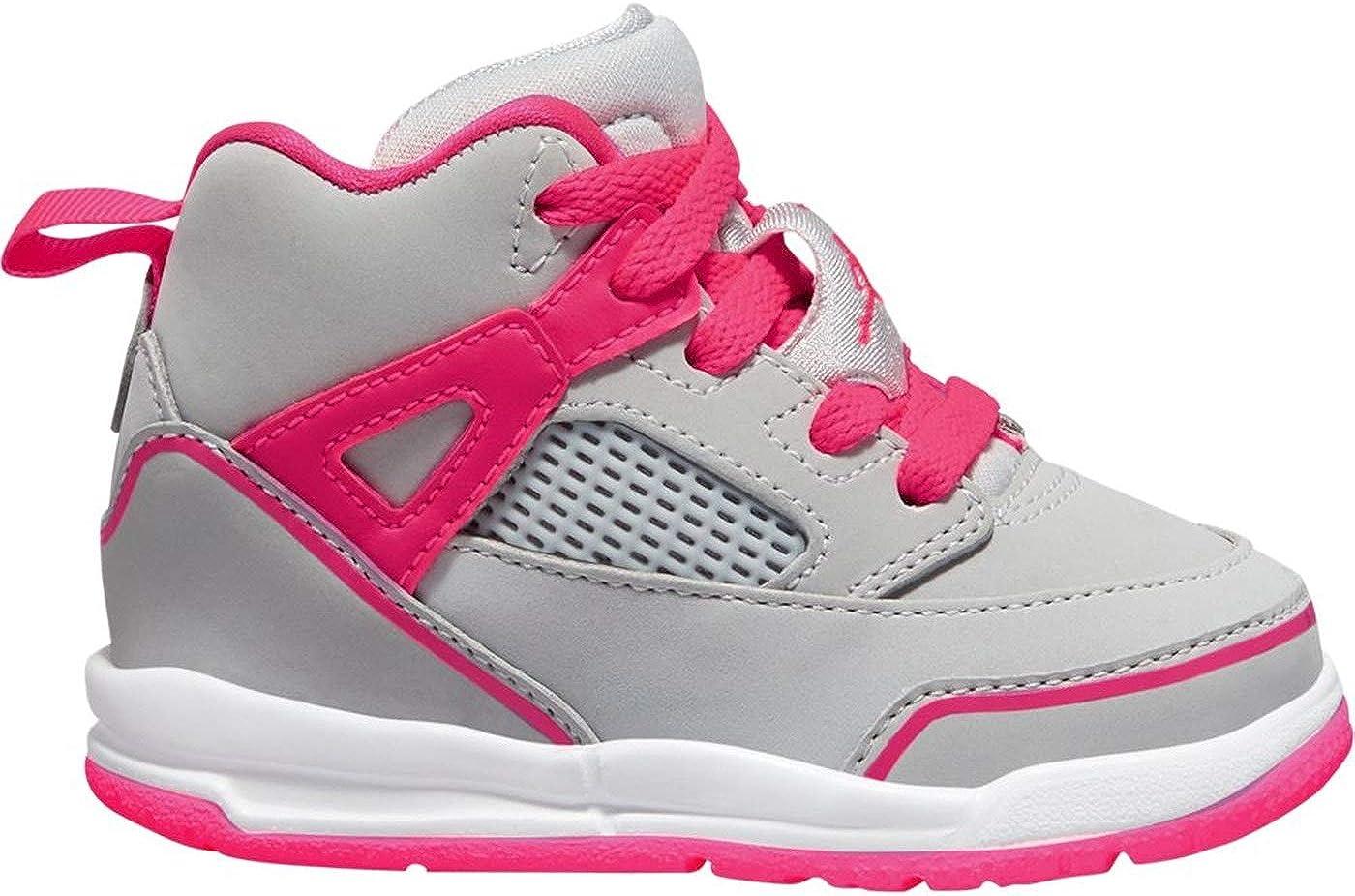Baby Toddler Shoes hyper pink//white 644507 611 Free Shipping Jordan 1 Mid TD