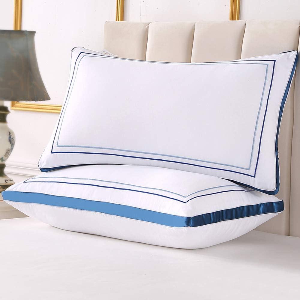 Kissmoon Pillows 2 Pack, Hotel Pillow