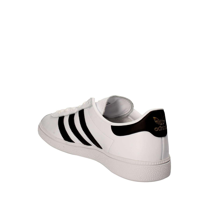 Adidas Munchen 725, Zapatillas Unisex Adulto, Marfil (FTWR White/FTWR White By1725), 46 2/3 EU