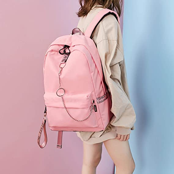 Amazon.com: School Backpack Bookbag College Laptop USB Backpack Casual Travel Daypack for Teen Girls and Women: Clothing