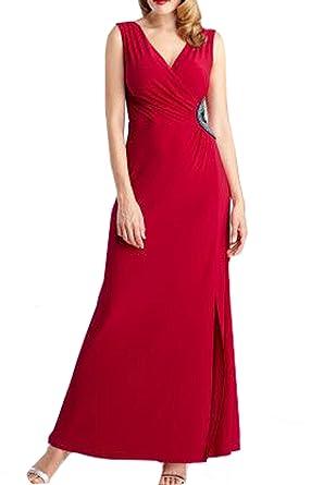 Pepperberry Bravissimo 12-16 CRC RSC Red Sequin Maxi Evening Party Dress  (10 RSC 504871ef998