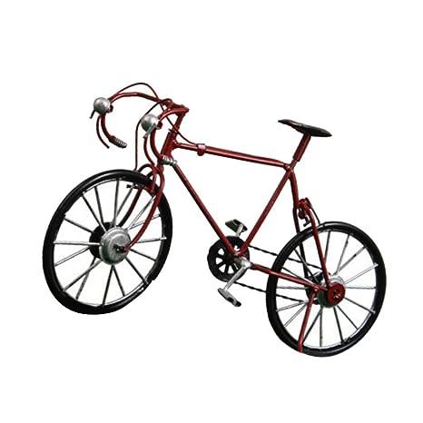 pour toute la famille le plus populaire chaussures d'automne MagiDeal Bicicletta Modello Bici Veicolo Vehicle Miniature ...