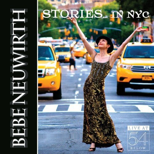 Stories... in NYC - Live at 54 BELOW by Broadway Records